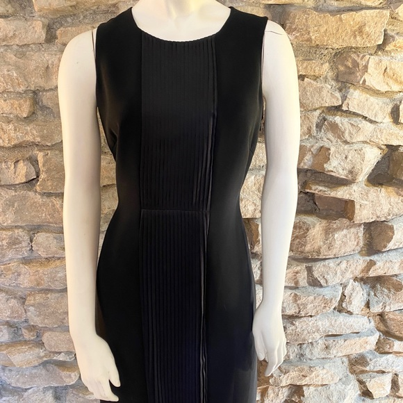 Calvin Klein Dresses & Skirts - Calvin Klein Dress with Pleated Inset Size 4
